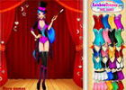 Lady Magician Dress Up
