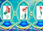 little mermaid ariel water balle